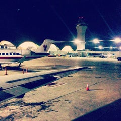 Photo taken at Lambert-St. Louis International Airport (STL) by Tengsong N. on 12/16/2012