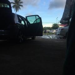 Photo taken at Mutiara Car Wash by Mohd A. on 11/14/2015