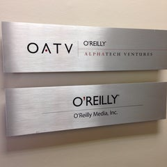 Photo taken at O'Reilly Alpha Tech Ventures by Andrew C. on 3/10/2014