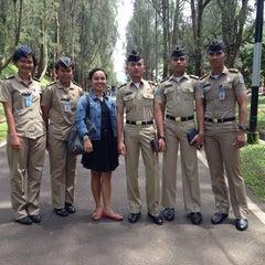 Photo taken at Institut Pemerintahan Dalam Negeri (IPDN) by Ivone W. on 3/15/2015