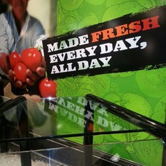 Photo taken at Baja Fresh Mexican Grill by Martin G. on 8/10/2013