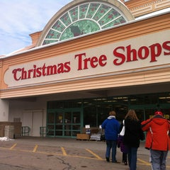 Photo taken at Christmas Tree Shops by Rebecca M. on 12/31/2012