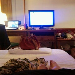 Photo taken at Promenade Hotel by siti f. on 12/5/2012