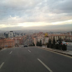 Photo taken at Cevizlidere Caddesi by Yasin K. on 3/9/2013
