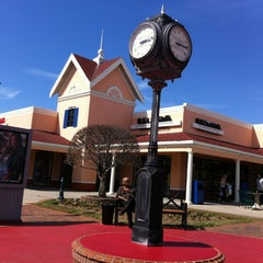 Photo taken at North Georgia Premium Outlets by Pavel S. on 3/16/2013
