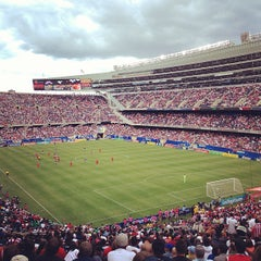 Photo taken at Soldier Field by Michael P. on 7/28/2013