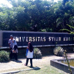 Photo taken at Universitas Syiah Kuala by Faiz M. on 12/1/2014