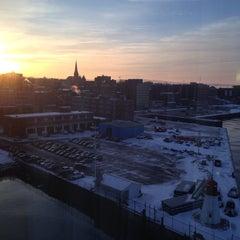 Photo taken at Hilton Saint John by Frank D. on 3/12/2014
