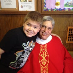 Photo taken at St Simon And Jude by Frank D. on 6/29/2014