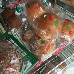 Photo taken at Portuguese Bakery by Devans00 .. on 12/20/2014
