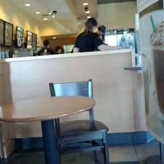 Photo taken at Starbucks by Michael C. on 3/11/2012