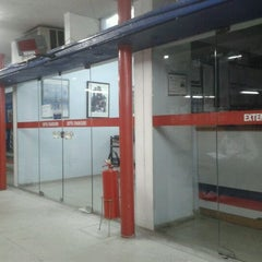Photo taken at Universidade Salgado de Oliveira by Reilane S. on 5/15/2012