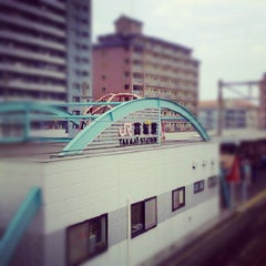 Photo taken at 高城駅 (Takajo Sta.) by Snsd. I. on 12/17/2012