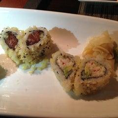 Photo taken at O-Ku by Rose N. on 10/16/2012