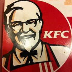 Photo taken at KFC Restaurant by Shehzad C. on 1/13/2013