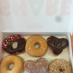 Photo taken at Dunkin Donuts by Amanda S. on 2/12/2015