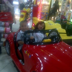 Photo taken at Timezone by Ria N. on 11/25/2012