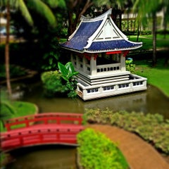 Photo taken at Hilton Phuket Arcadia Resort & Spa by Nui on 11/26/2012