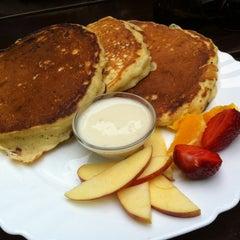 Photo taken at Atlas Pancakes by Nadja N. on 6/15/2013