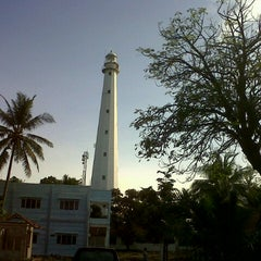Photo taken at Mercusuar Anyer by Muhkam H. on 7/8/2013
