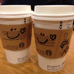Photo taken at Starbucks Coffee なんば南海通店 by みどり 岡. on 10/5/2015