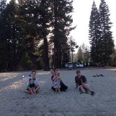 Photo taken at Meeks Bay Resort by Ariel B. on 8/24/2014
