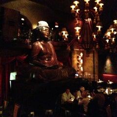 Photo taken at Buddha Bar by Erica D. on 3/9/2013