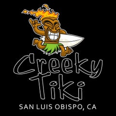 Photo taken at Creeky Tiki Island Grill by Creeky Tiki Island Grill on 9/14/2014