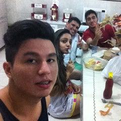 Photo taken at Sinucão by Marcus Ney U. on 4/2/2015