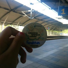 Photo taken at KTM Komuter Kuala Kubu Bharu (KA14) Station by Farah N. on 12/9/2015