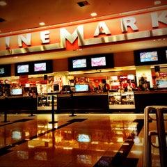 Photo taken at Cinemark by Lorenzo P. on 10/27/2012