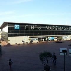Photo taken at Cinesa Maremagnum by Gonçalo L. on 11/20/2012
