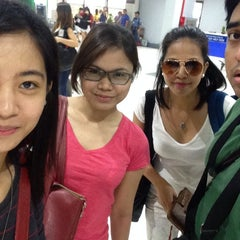 Photo taken at NAIA Terminal 4 (Central Paging Counter) by Sheena J. on 9/20/2014
