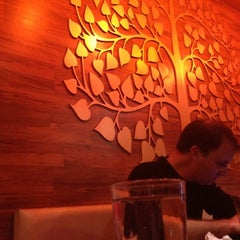 Photo taken at Little Thai Kitchen by Matthew C. on 11/30/2012