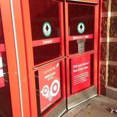 Photo taken at Target by Matthew C. on 4/6/2013