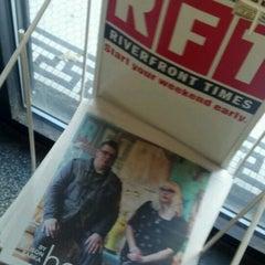 Photo taken at Riverfront Times by allison b. on 12/11/2013