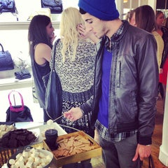 Photo taken at Rebecca Minkoff Corp HQ by Freddy R. on 11/30/2012