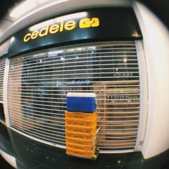 Photo taken at Cedele by PMEII . ⋈ P. on 4/20/2014