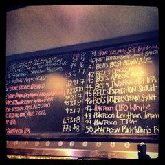 Photo taken at Tap 42 Bar & Kitchen by Lauren B. on 1/16/2013