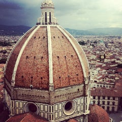 Photo taken at Cattedrale di Santa Maria del Fiore by Pavel K. on 6/3/2013