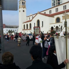 Photo taken at Saint Joseph Cathedral by Carlos M. on 12/8/2012