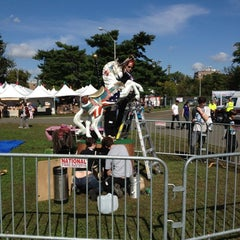 Photo taken at World Maker Faire by Bryan V. on 9/30/2012