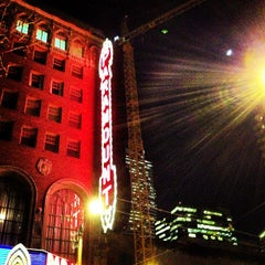 Photo taken at Paramount Theatre by Griffin K. on 1/17/2013
