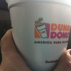 Photo taken at Dunkin' Donuts by Ave H. on 2/20/2013
