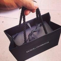Photo taken at Dolce&Gabbana by Mathias E. on 6/27/2014