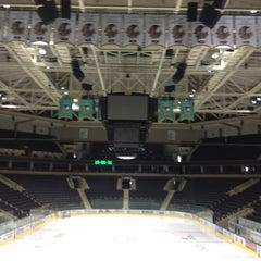 Photo taken at Ralph Engelstad Arena by Bill B. on 5/10/2013