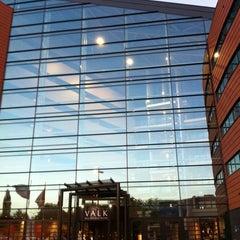 Photo taken at Van der Valk Hotel Rotterdam-Blijdorp by Ed S. on 10/16/2012