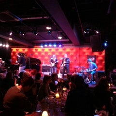 Photo taken at North Sea Jazz Club by Antoon v. on 3/15/2013