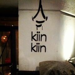 Photo taken at Kiin Kiin by Nils R. on 9/19/2012