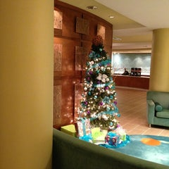 Photo taken at SpringHill Suites by Marriott by Omega W. on 12/23/2012